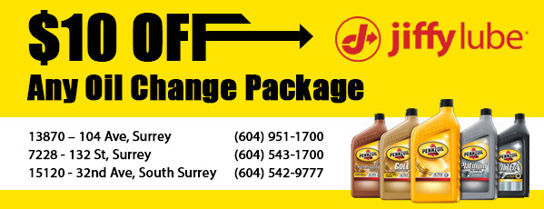 Oil Change Deals Near Me >> Oil Change Surrey